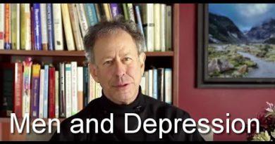 Men and  the Shame of Depression