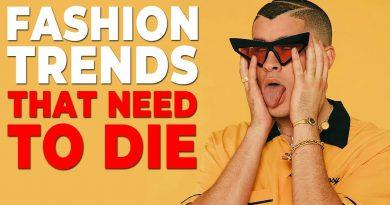 Men's Fashion Trends That Should DIE in 2019 | Alex Costa