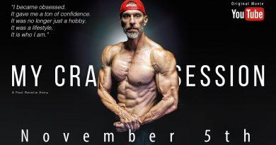 Natural Bodybuilding Documentary | The Last 10 Years | Paul Revelia
