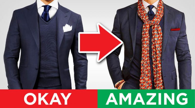 Ordinary BOY To Extraordinary MAN (10 Quick Style Upgrades)