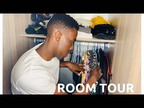 ROOM & CLOSET TOUR | MEN'S FASHION | MEN'S LIFESTYLE