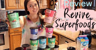 Revive superfoods Review - Healthy smoothies for breakfast, Subscription info, and plans!