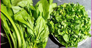 Spinach Nutrition Facts And Impressive Health Benefits