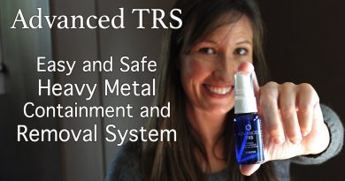 TRS for Heavy Metal Removal (easy and safe!)