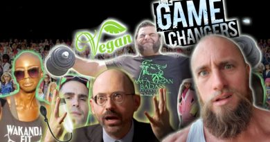 The Game Changers: Full Review  +  Dr. Greger's super hard vegan parlor tricks