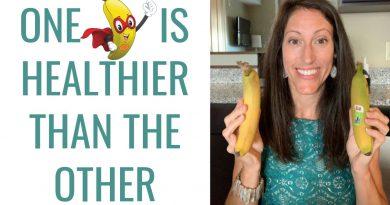 The Health Benefits of Eating Green Bananas Daily