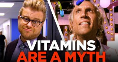 The Weird Reason We Think Vitamins Are Good For Us (They're Not) | Adam Ruins Everything