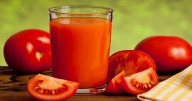 This Women Drank a Glass of Tomato Juice Every Day for 2 Months: The Result is Amazing