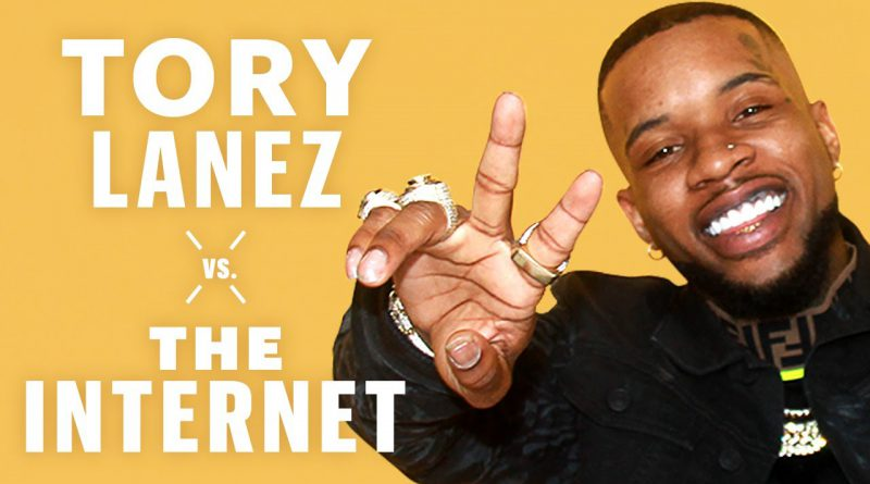 Tory Lanez Responds to Comments on The Internet | vs The Internet | Men's Health