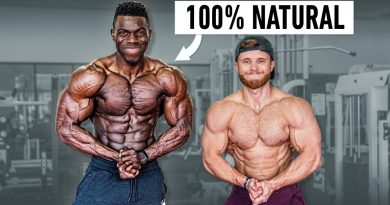 Training With The Best Natural Bodybuilder In The World (Is THIS Possible Naturally?)