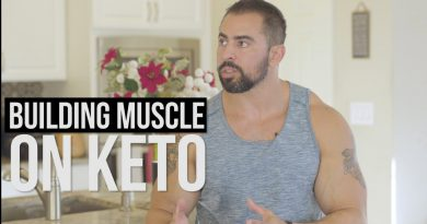 Training on Keto & Getting Your Family Off Carbs (junk) w/ Danny Vega