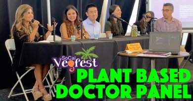 Vegan Doctors Panel at SoCal Vegfest featuring Dr. Angie Sadeghi