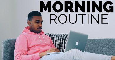 WEEKEND MORNING ROUTINE   MEN'S LIFESTYLE