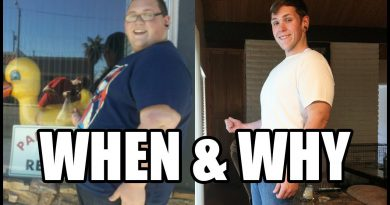 When & Why I Started My Weight Loss Journey