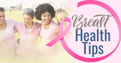 Women's Health Tips  October Breast Health Awareness - 5 Detoxification Tips for Fibrocystic Breasts