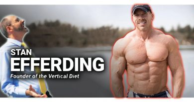 w/ STAN EFFERDING | red meat, performance, vegans and more World's Strongest Bodybuilder