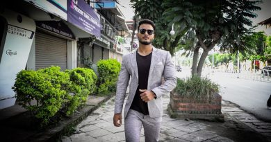 A NEW BEGINNING (Men's Lifestyle Intro) | Sushant Pradhan