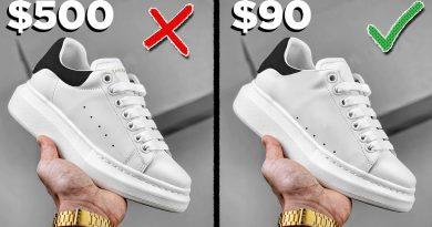 AFFORDABLE ALTERNATIVES to Designer Shoes | Men's Style + Smart Streetwear
