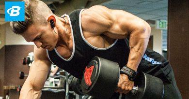 Abel Albonetti's Ultimate Back Workout