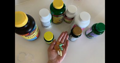 All About the Supplements I Take
