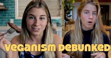 Alyse Parker Debunks Veganism & Goes Carnivore: WTF!?