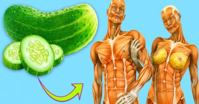 Amazing Health Benefits Of Eating A Cucumber Every Day For One Month