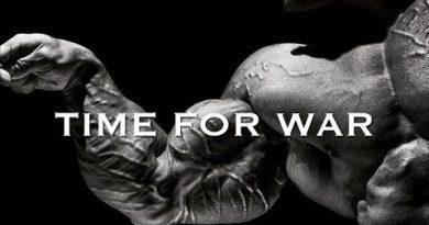 BODYBUILDING MOTIVATION - TIME FOR WAR