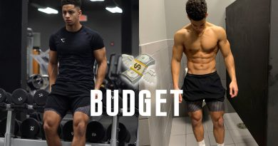 BODYBUILDING ON A BUDGET & FULL LEG WORKOUT
