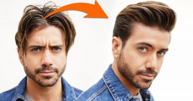 Best Men's Hairstyle w/ Longer Sides 2020 | Classic Quiff for Men | Alex Costa