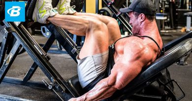 Bodybuilding Leg Workout for Mass | Calum Von Moger