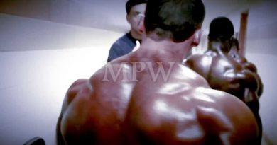 Bodybuilding Motivation - Prevail (MPW)