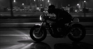 Café Racer Men's Lifestyle
