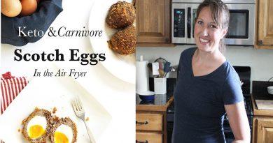 Carnivore Diet: Scotch Egg Recipe (delicious and easy breakfast!)