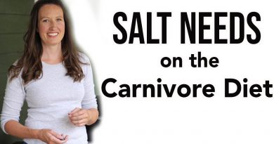 Carnivore Diet: Why You Need More Salt