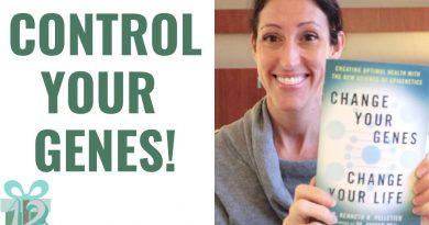 Change Your Genes - Change Your LIfe | NEW Role DNA, Environment & Stress Plays On Your Health