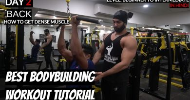 DAY TWO | Best Bodybuilding Workout Tutorial | Back (Hindi)