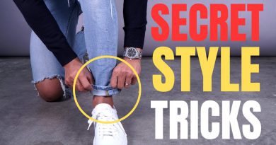 Do THESE 7 Secret Style Tricks To Dress AMAZING