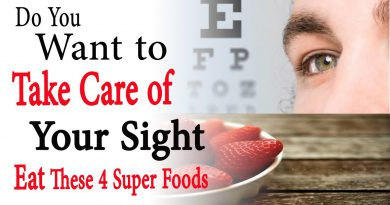 Do you want to take care of your sight Eat these 4 super foods | Natural Health