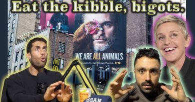 Eat the Kibble | Ellen, Joey Carbstrong, James Aspey: how & why to Go Vegan