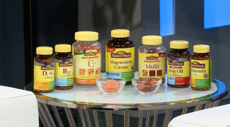 Elevate Your Nutrition with Nature Made Vitamins and Supplements