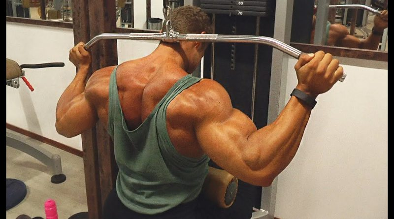 FULL Back Thickness Workout & TIPS - Classic Bodybuilding