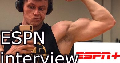 FULL/RAW Experience filming w/ ESPN for SARMS Bodybuilding/Sports Documentary