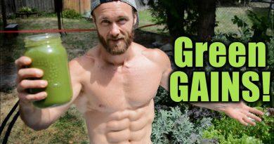 Fasted Workout & Green Smoothie | Vlog Pt 1