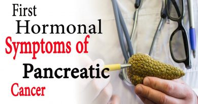 First hormonal symptoms of pancreatic cancer | Natural Health