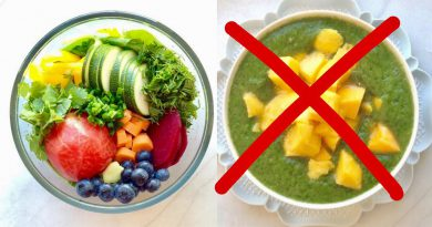 GREEN SMOOTHIES ARE BAD FOR YOU - 7 REASONS WHY