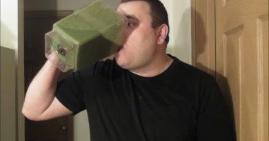 Green Smoothie + Diet Update 12-1-19