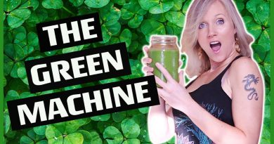 Green Smoothie || Increase Energy