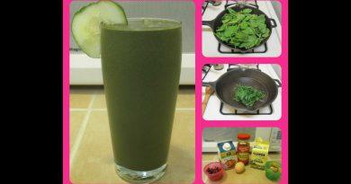 Green Veggies bad for Thyroid? + Green Smoothie Recipe