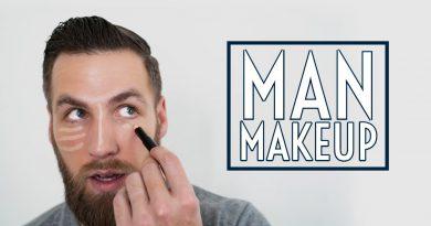 "Guys Test ""Man Makeup""    Men's Grooming 2019    Gent's Lounge"