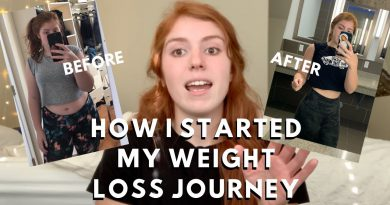 HOW I STARTED MY WEIGHT LOSS JOURNEY   50+ LBS DOWN